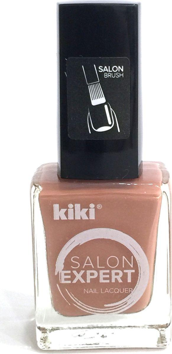 Kiki Лак для ногтей Salon Expert 026, 10 мл50070026KIKI Salon Expert - профессиональная линейка лаков для ногтей. Имеет плотную текстуру, мягко и равномерно ложиться, а удобная широкая кисточка обеспечивает качественное нанесение лака, как в салоне красоты. Яркие и насыщенные цвета лака обладают глянцевым блеском.