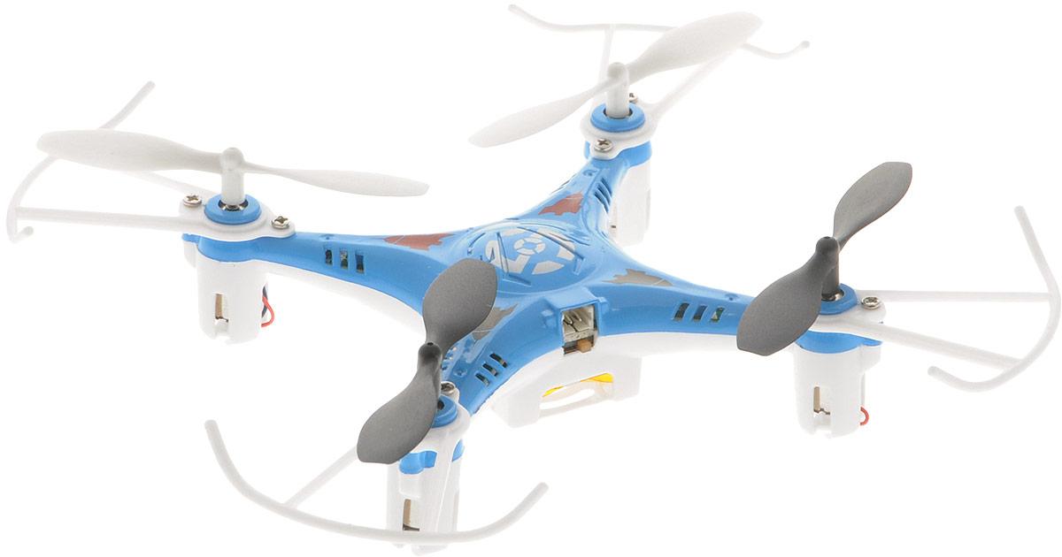 Bayang Toy Квадрокоптер на радиоуправлении X7 цвет белый
