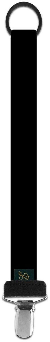 Elodie Details Клипса-держатель для соски-пустышки Black от 0 месяцев