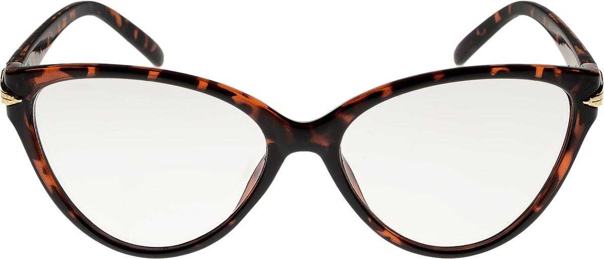 Очки солнцезащитные женские Vittorio Richi, цвет: тигровый. ОС3028c3/17fОС3028c3/17fОчки солнцезащитные Vittorio Richi это знаменитое итальянское качество и традиционно изысканный дизайн.
