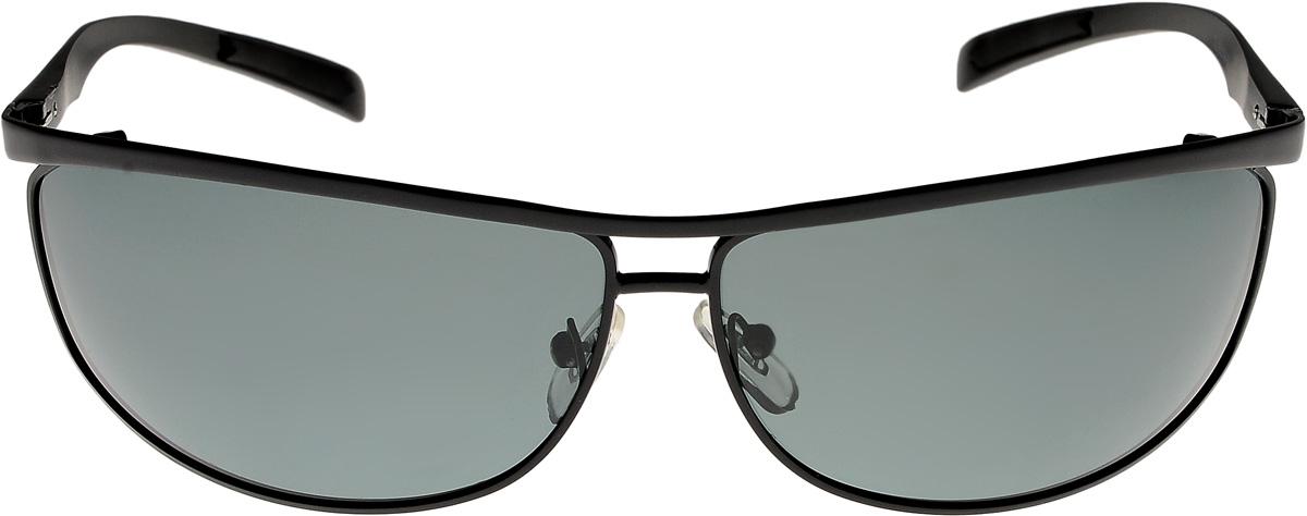 Очки солнцезащитные мужские Vittorio Richi, цвет: черный. ОС80054-8/17fОС80054-8/17fОчки солнцезащитные Vittorio Richi это знаменитое итальянское качество и традиционно изысканный дизайн.