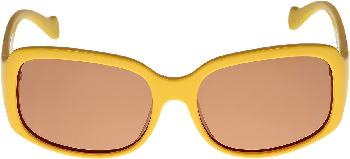 Очки солнцезащитные детские Vittorio Richi, цвет: желтый. ОС0309с17-22/17fОС0309с17-22/17fОчки солнцезащитные Vittorio Richi это знаменитое итальянское качество и традиционно изысканный дизайн.