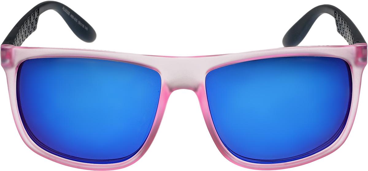 Очки солнцезащитные женские Vittorio Richi, цвет: розовый, синий. ОС9008c99-635/17fОС9008c99-635/17fОчки солнцезащитные Vittorio Richi это знаменитое итальянское качество и традиционно изысканный дизайн.