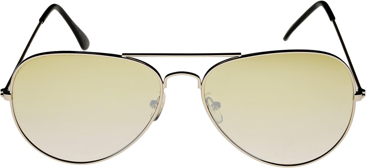 Очки солнцезащитные Vittorio Richi, цвет: желтый. ОС3028/17fОС3028/17fОчки солнцезащитные Vittorio Richi это знаменитое итальянское качество и традиционно изысканный дизайн.