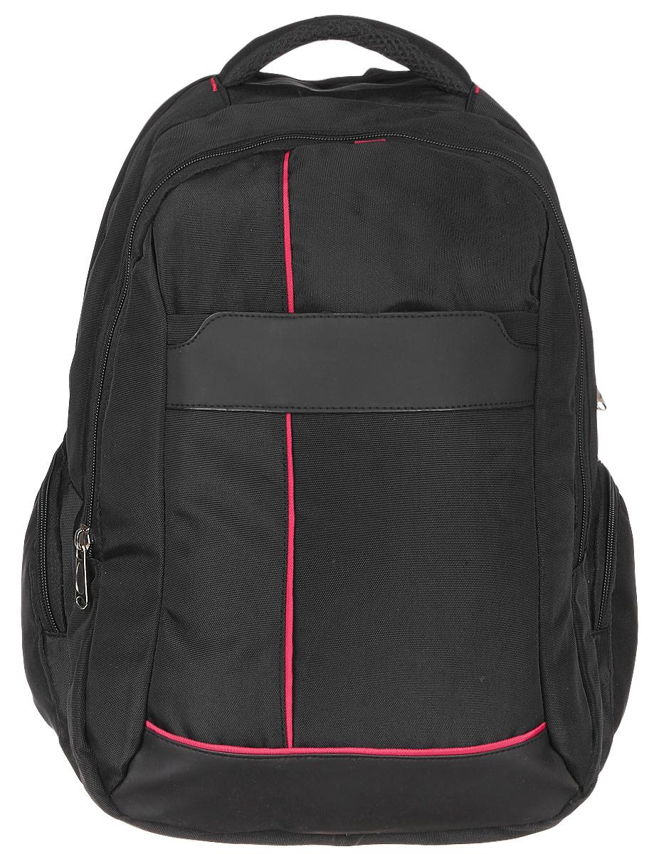Рюкзак мужской Milana, цвет: черный. 161690-2-110
