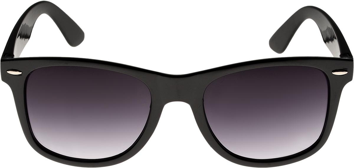 Очки солнцезащитные мужские Vittorio Richi, цвет: черный. ОС2202c10/17fОС2202c10/17fОчки солнцезащитные Vittorio Richi это знаменитое итальянское качество и традиционно изысканный дизайн.