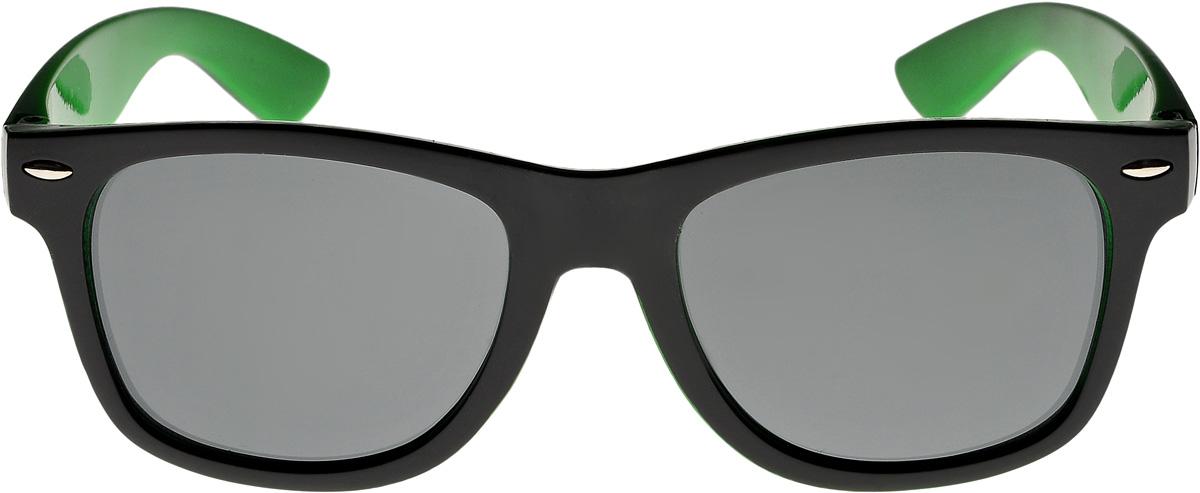 Очки солнцезащитные мужские Vittorio Richi, цвет: черный, зеленый. ОС2203c15/17fОС2203c15/17fОчки солнцезащитные Vittorio Richi это знаменитое итальянское качество и традиционно изысканный дизайн.