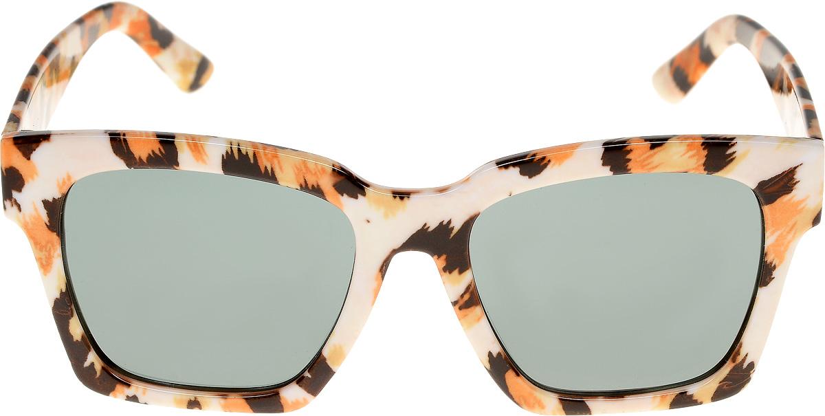 Очки солнцезащитные детские Vittorio Richi, цвет: тигровый. ОС1806/17fОС1806/17fОчки солнцезащитные Vittorio Richi это знаменитое итальянское качество и традиционно изысканный дизайн.