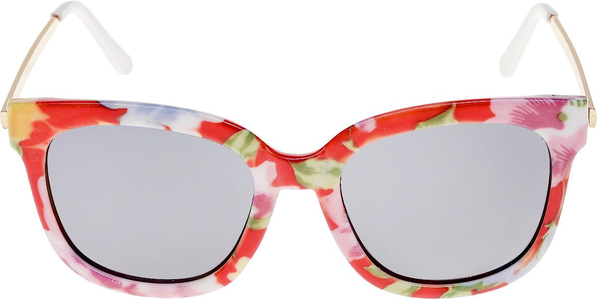 Очки солнцезащитные детские Vittorio Richi, цвет: красный. ОС1801/17fОС1801/17fОчки солнцезащитные Vittorio Richi это знаменитое итальянское качество и традиционно изысканный дизайн.