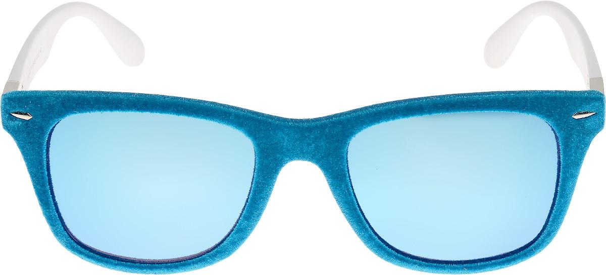 Очки солнцезащитные женские Vittorio Richi, цвет: синий. ОС9052W05-658/17fОС9052W05-658/17fОчки солнцезащитные Vittorio Richi это знаменитое итальянское качество и традиционно изысканный дизайн.