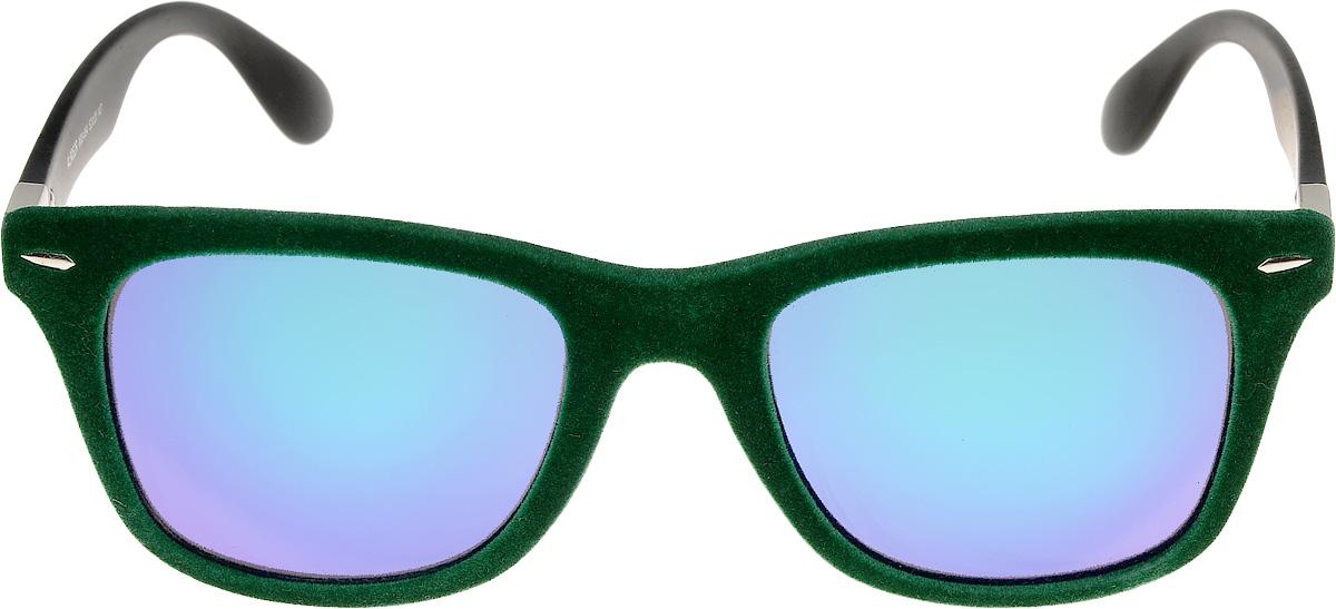 Очки солнцезащитные женские Vittorio Richi, цвет: зеленый, синий. ОС9052W03-654/17fОС9052W03-654/17fОчки солнцезащитные Vittorio Richi это знаменитое итальянское качество и традиционно изысканный дизайн.