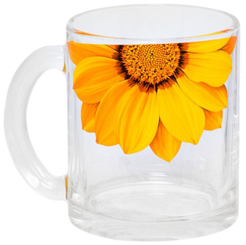 Кружка OSZ Чайная. Георгин желтый, 320 мл. 04C1208-GZHP04C1208-GZHPКружка ЧАЙНАЯ ГЕОРГИН ЖЕЛТЫЙ 1/2 320мл.Изготовлено из стекла.
