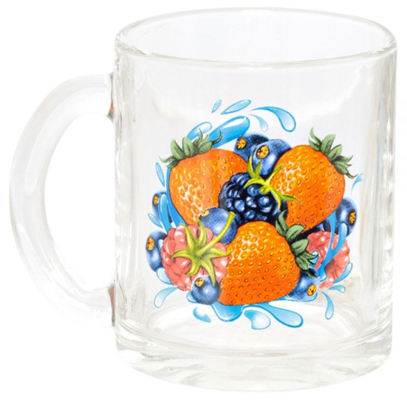 Кружка OSZ Чайная. Ягодный микс, 320 мл04C1208-YMKКружка ЧАЙНАЯ ЯГОДНЫЙ МИКС К 320мл.Изготовлено из стекла.