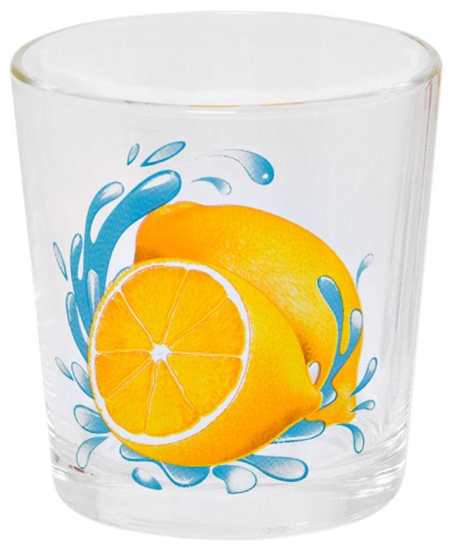 Стакан OSZ Ода. Лимон, 250 мл05C1249-LKСтакан ОДА ЛИМОН К 250мл низкий.Изготовлено из стекла.