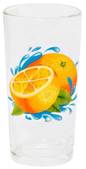 Стакан OSZ Ода. Апельсин, 230 мл05C1256-APKСтакан ОДА АПЕЛЬСИН К 230мл высокий.Изготовлено из стекла.