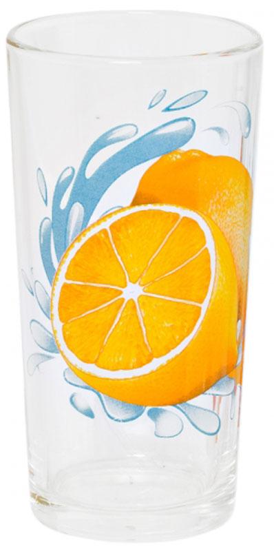Стакан OSZ Ода. Лимон, 230 мл05C1256-LKСтакан ОДА ЛИМОН К 230мл высокий.Изготовлено из стекла.