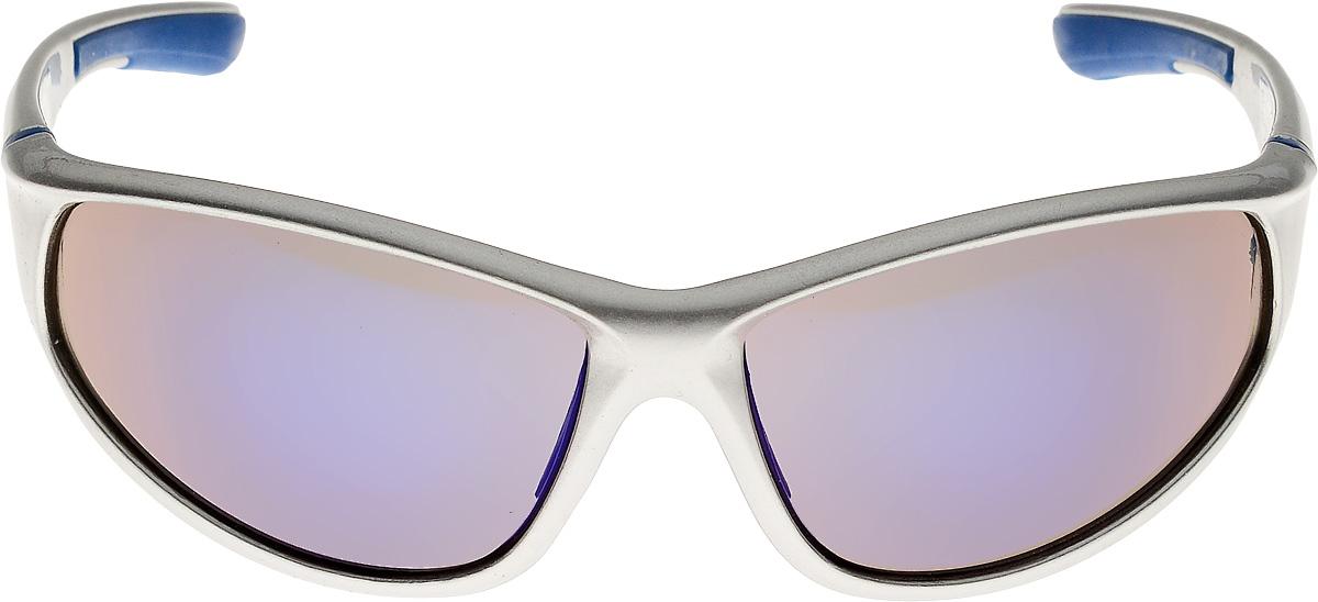 Очки солнцезащитные мужские Vita Pelle, цвет: серый, синий. ОС9002c02/17fОС9002c02/17fОчки солнцезащитные Vita Pelle это знаменитое итальянское качество и традиционно изысканный дизайн.