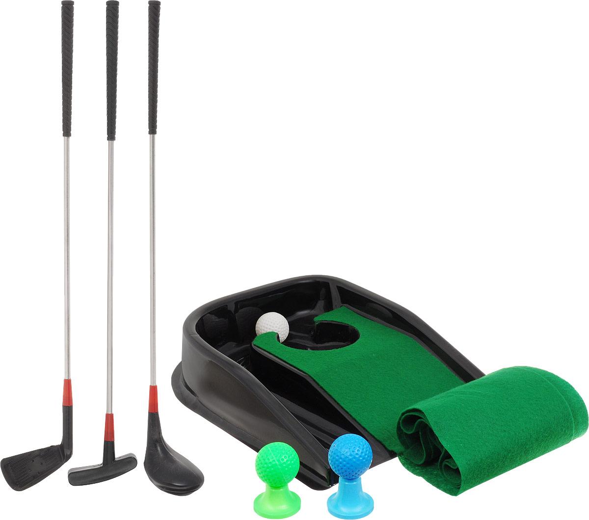 Junfa Toys Игровой набор Гольф