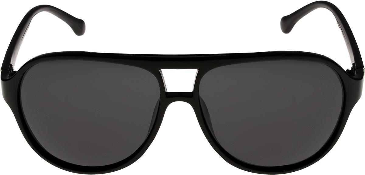 Очки солнцезащитные мужские Vittorio Richi, цвет: черный. ОС80091-8/17fОС80091-8/17fОчки солнцезащитные Vittorio Richi это знаменитое итальянское качество и традиционно изысканный дизайн.