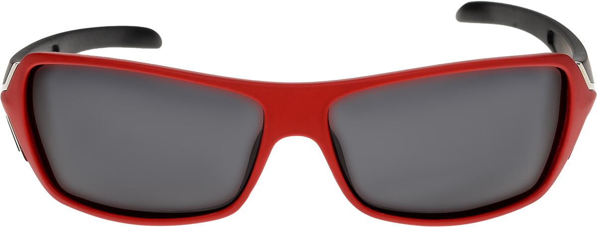Очки солнцезащитные Vittorio Richi, цвет: красный. ОС14650/17fОС14650/17fОчки солнцезащитные Vittorio Richi это знаменитое итальянское качество и традиционно изысканный дизайн.