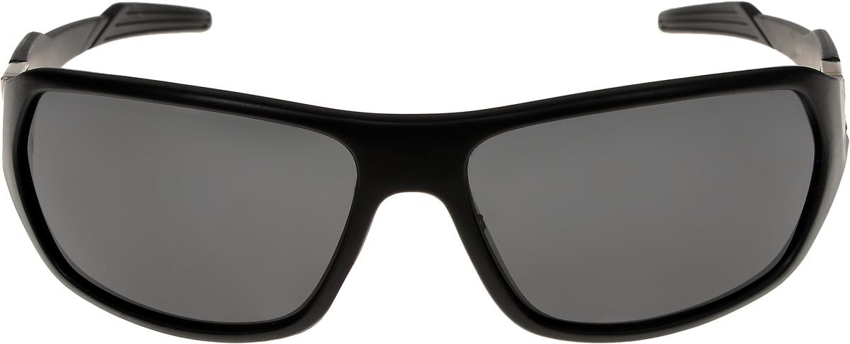 Очки солнцезащитные мужские Vittorio Richi, цвет: черный. ОС8816/17fОС8816/17fОчки солнцезащитные Vittorio Richi это знаменитое итальянское качество и традиционно изысканный дизайн.