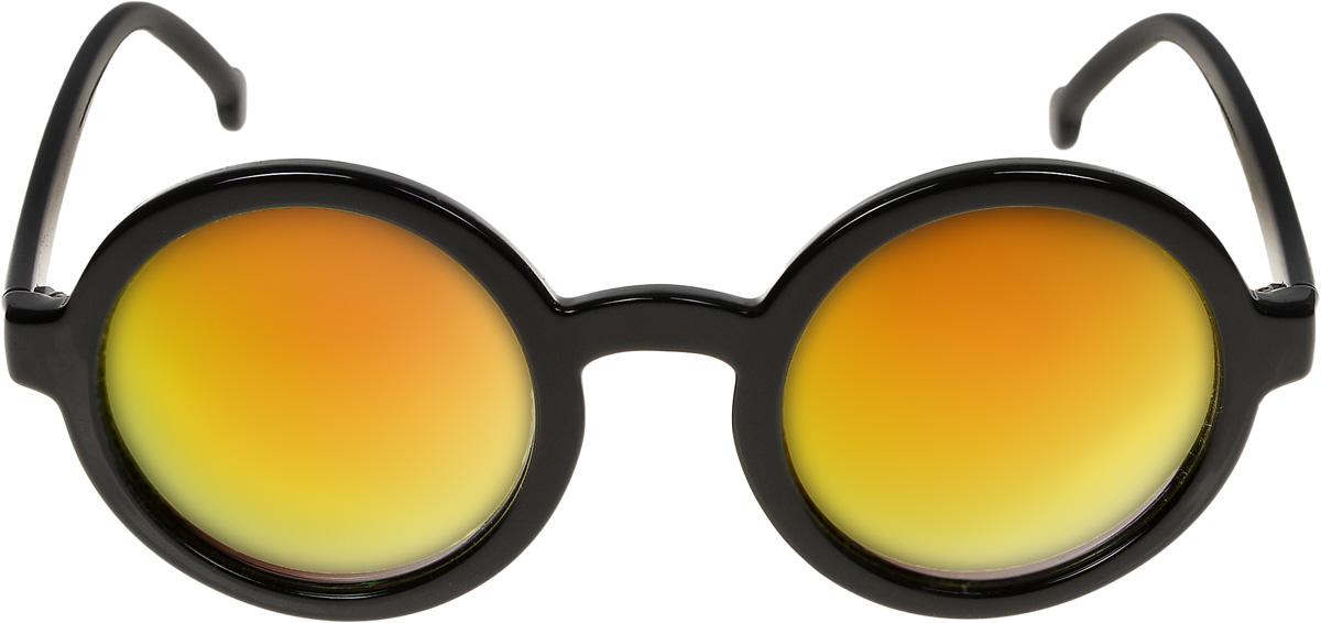 Очки солнцезащитные женские Vittorio Richi, цвет: черный, желтый. ОС9038c10-464/17fОС9038c10-464/17fОчки солнцезащитные Vittorio Richi это знаменитое итальянское качество и традиционно изысканный дизайн.