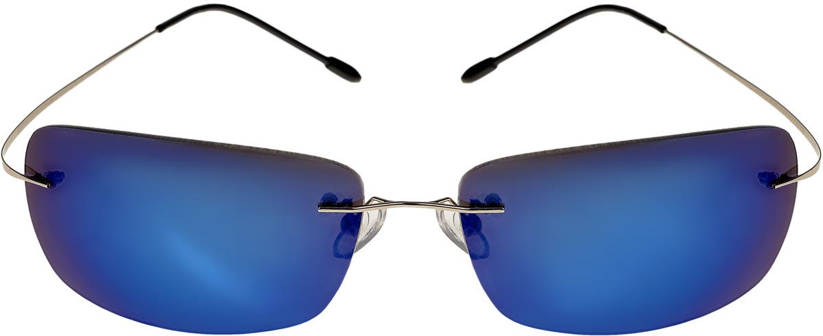Очки солнцезащитные мужские Vittorio Richi, цвет: синий. ОСVP19с03/17fОСVP19с03/17fОчки солнцезащитные Vittorio Richi это знаменитое итальянское качество и традиционно изысканный дизайн.