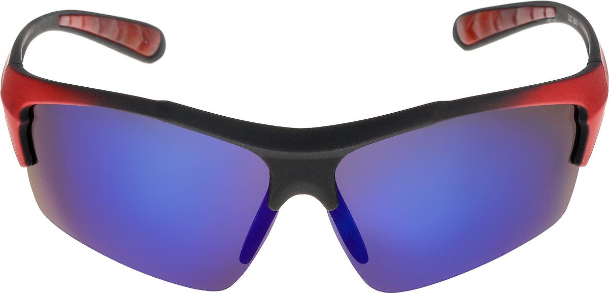 Очки солнцезащитные мужские Vita Pelle, цвет: красный, синий. ОС6043/17fОС6043/17fОчки солнцезащитные Vita Pelle это знаменитое итальянское качество и традиционно изысканный дизайн.