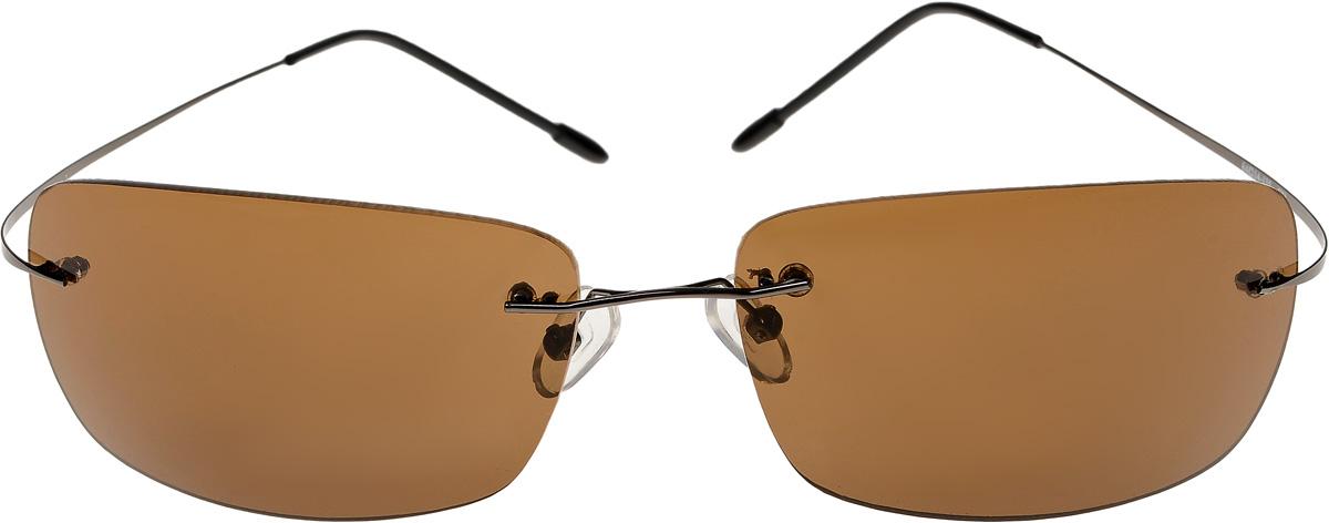 Очки солнцезащитные мужские Vittorio Richi, цвет: коричневый. ОСVP19с01/17fОСVP19с01/17fОчки солнцезащитные Vittorio Richi это знаменитое итальянское качество и традиционно изысканный дизайн.