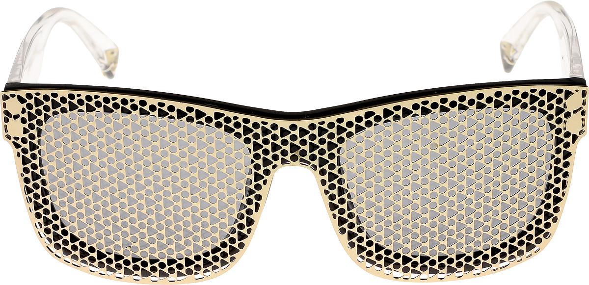 Очки солнцезащитные женские Vita Pelle, цвет: золотистый. ОС3263с02/17fОС3263с02/17fОчки солнцезащитные Vita Pelle это знаменитое итальянское качество и традиционно изысканный дизайн.