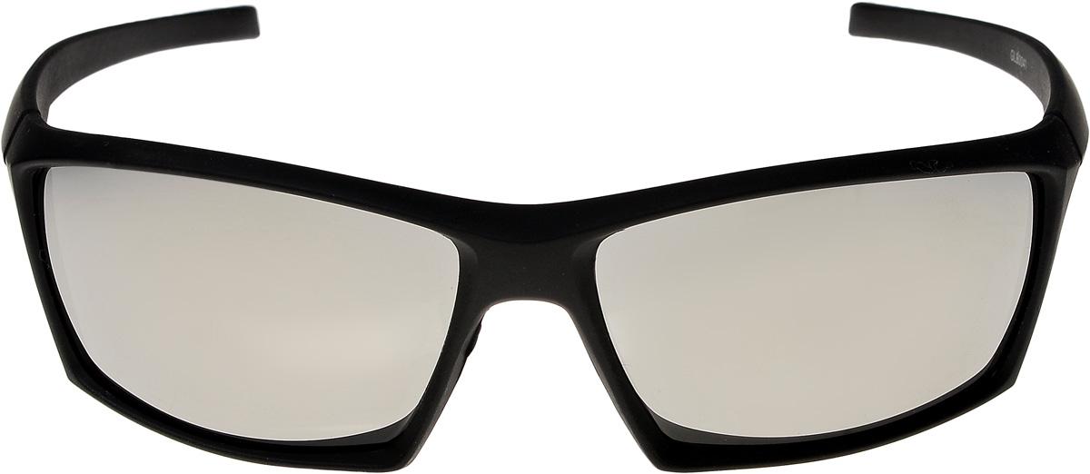 Очки солнцезащитные мужские Vittorio Richi, цвет: черный. ОС80041-1/17fОС80041-1/17fОчки солнцезащитные Vittorio Richi это знаменитое итальянское качество и традиционно изысканный дизайн.