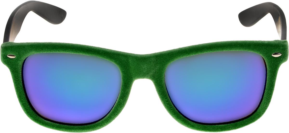 Очки солнцезащитные мужские Vittorio Richi, цвет: зеленый. ОС9054W03-654/17fОС9054W03-654/17fОчки солнцезащитные Vittorio Richi это знаменитое итальянское качество и традиционно изысканный дизайн.