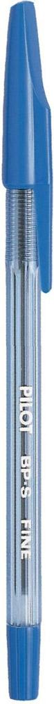 Pilot Ручка шариковая BP-S цвет чернил синийBP-SF-LШариковая ручка со сменным стержнем, выполненная в классическом дизайне. Чернила на масляной основе. Корпус ручки тонирован в цвет чернил. Ручка гарантирует надежное и легкое письмо.