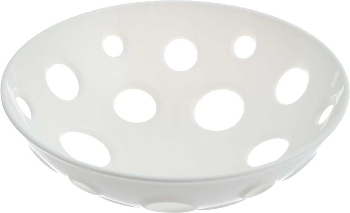 Миска глубокая Tescoma Vitamino, цвет: белый. 642780642780_белый
