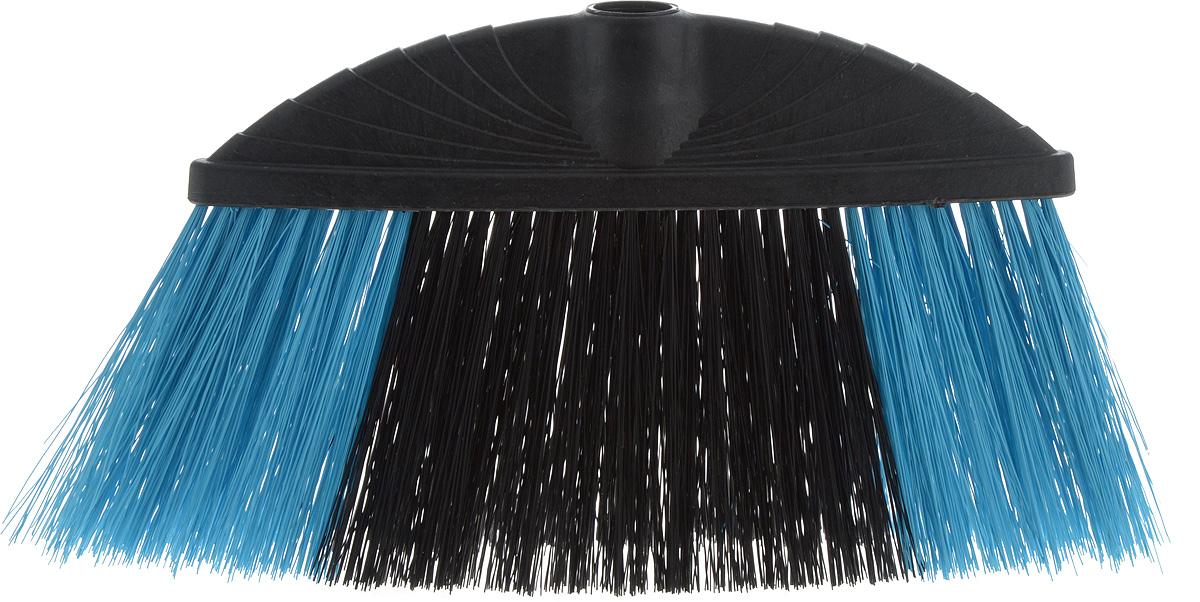 Щетка Azur Marta, без ручки, цвет: голубой, черный, ширина 24 см5013_голубой, черныйЩетка Azur Marta изготовлена из пластика и предназначена для уборки сухого мусора. Щетка оснащена универсальной резьбой, которая подходит ко всем видам ручек. Упругий удлиненный ворс позволит тщательнее и быстрее собирать мусор. Ширина щетки: 24 см. Длина ворса: 10 см. Диаметр отверстия под ручку: 2,1 см.