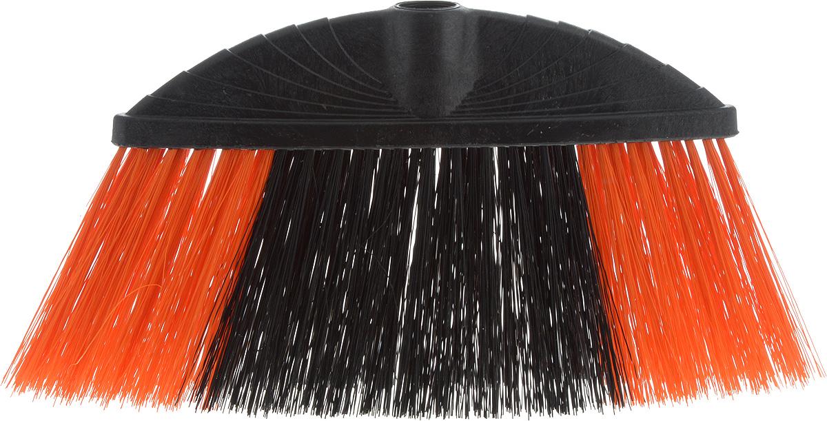 Щетка Azur Marta, без ручки, цвет: оранжевый, черный, ширина 24 см5013_оранжевый, черныйЩетка Azur Marta изготовлена из пластика и предназначена для уборки сухого мусора. Щетка оснащена универсальной резьбой, которая подходит ко всем видам ручек. Упругий удлиненный ворс позволит тщательнее и быстрее собирать мусор. Ширина щетки: 24 см. Длина ворса: 10 см. Диаметр отверстия под ручку: 2,1 см.