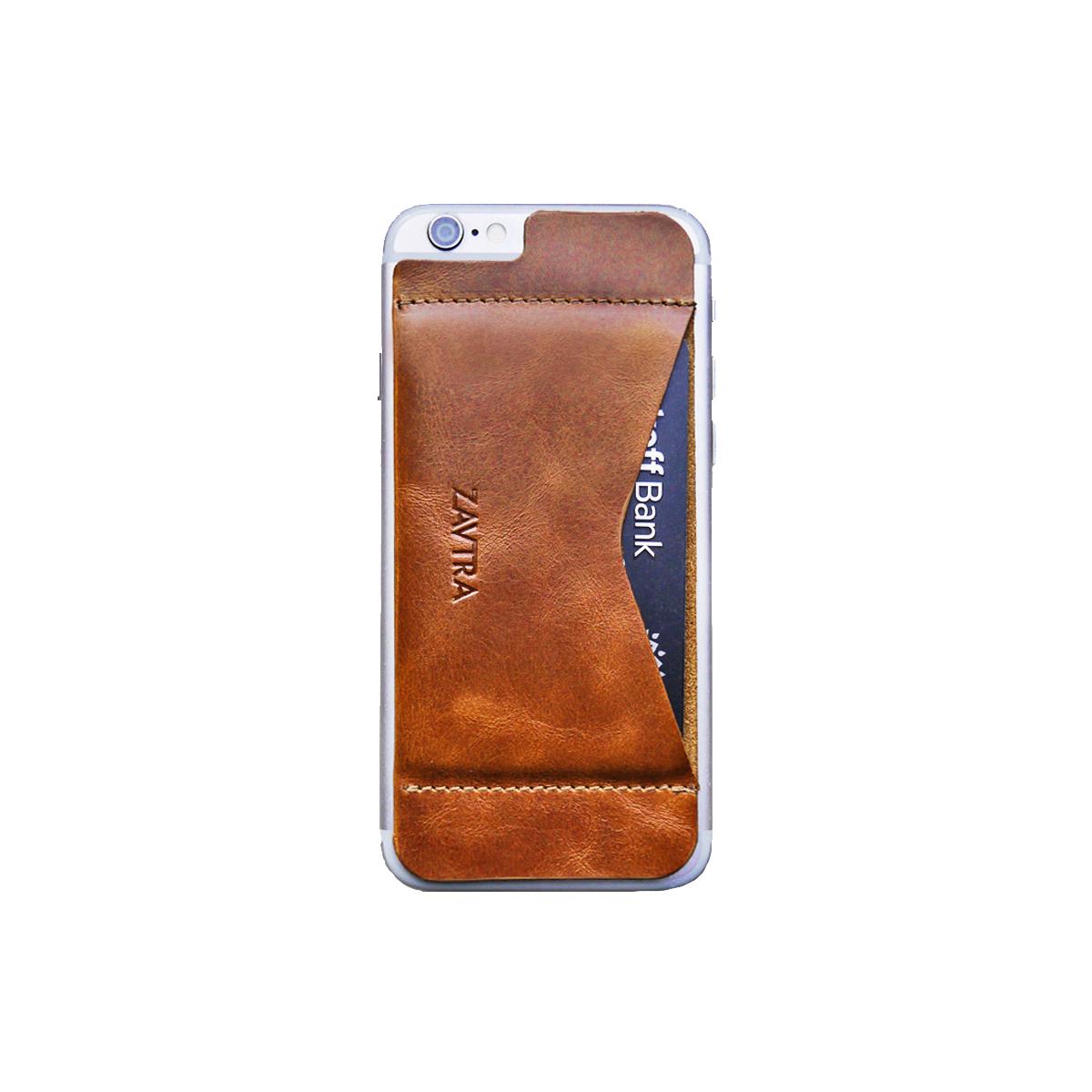 Кошелек Zavtra, цвет: коричневый. zav02i6brozav02i6broДеньги изменились, а кошельки – нет. Сегодня не нужно носить с собой «котлеты» наличных или стопки кредитных карт, а большинство платежей можно сделать с помощью мобильного телефона. Мы решили сделать кошелёк, который отвечает запросам современного мира. Оригинальный формат продиктован изменившимся миром. Телефон и платежи теперь становятся по-настоящему неразделимы. Поэтому мы соединили финансы и смартфон в оригинальном и супер-удобном кошельке-накладке Zavtra.