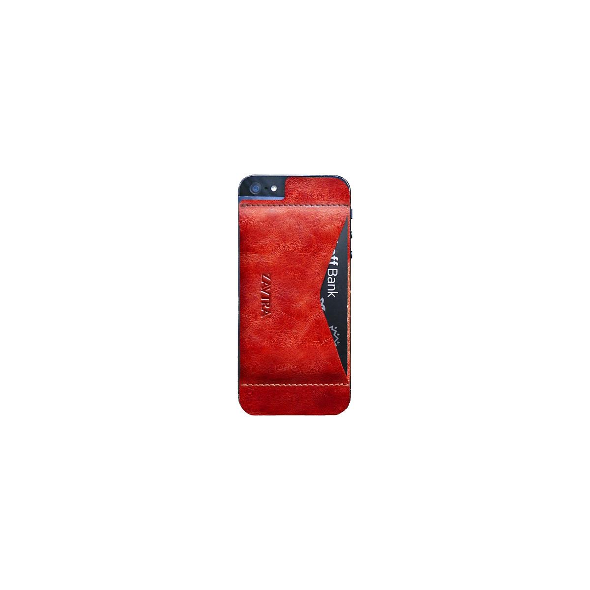 Кошелек-накладка для телефона Zavtra, цвет: красный. zav02i5redzav02i5redДеньги изменились, а кошельки – нет. Сегодня не нужно носить с собой «котлеты» наличных или стопки кредитных карт, а большинство платежей можно сделать с помощью мобильного телефона. Мы решили сделать кошелёк, который отвечает запросам современного мира. Оригинальный формат продиктован изменившимся миром. Телефон и платежи теперь становятся по-настоящему неразделимы. Поэтому мы соединили финансы и смартфон в оригинальном и супер-удобном кошельке-накладке Zavtra.
