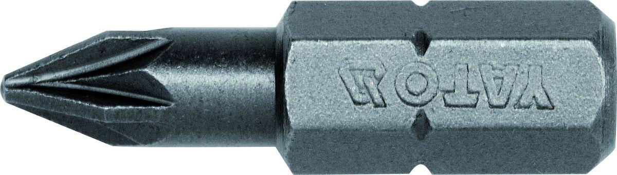 "Набор бит ""Yato"", 1/4""х25 мм, PZ2, 10шт YT-78135"