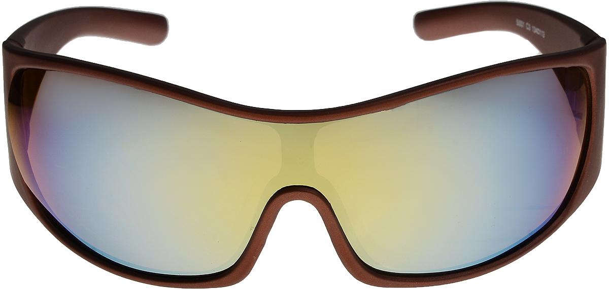 Очки солнцезащитные Vittorio Richi, цвет: бордовый, оранжевый. ОС5001/17fОС5001/17fОчки солнцезащитные Vittorio Richi это знаменитое итальянское качество и традиционно изысканный дизайн.