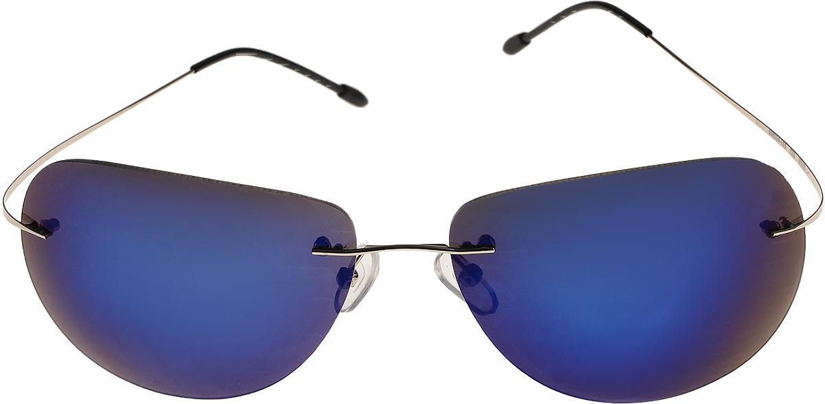 Очки солнцезащитные мужские Vittorio Richi, цвет: синий. ОСVP18с03/17fОСVP18с03/17fОчки солнцезащитные Vittorio Richi это знаменитое итальянское качество и традиционно изысканный дизайн.