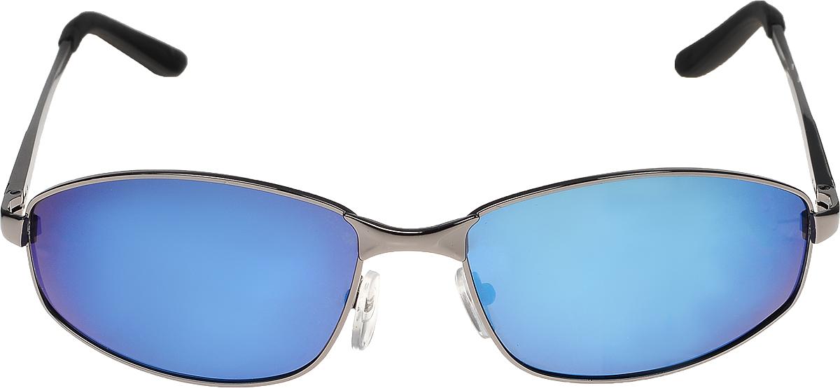 Очки солнцезащитные Vittorio Richi, цвет: синий. ОС12773/17fОС12773/17fОчки солнцезащитные Vittorio Richi это знаменитое итальянское качество и традиционно изысканный дизайн.