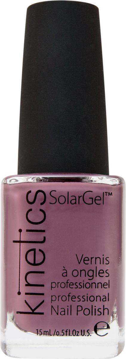 Kinetics Профессиональный лак SolarGel Polish, 15 мл, тон 204KNP204Новое поколение профессиональных гелевых лаков для ногтей, которые наносятся как обычный лак, а выглядят как гель. Ультра модные и классические цвета, поражают своей стойкостью и разнообразием оттенков. Стойкость до 10 дней, не требует специальной сушки в UV/LED лампе. Рекомендуется использовать с верхним покрытием SolarGel Top Coat