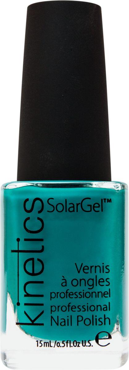 Kinetics Профессиональный лак SolarGel Polish, 15 мл, тон 337KNP337Новое поколение профессиональных гелевых лаков для ногтей, которые наносятся как обычный лак, а выглядят как гель. Ультра модные и классические цвета, поражают своей стойкостью и разнообразием оттенков. Стойкость до 10 дней, не требует специальной сушки в UV/LED лампе. Рекомендуется использовать с верхним покрытием SolarGel Top Coat