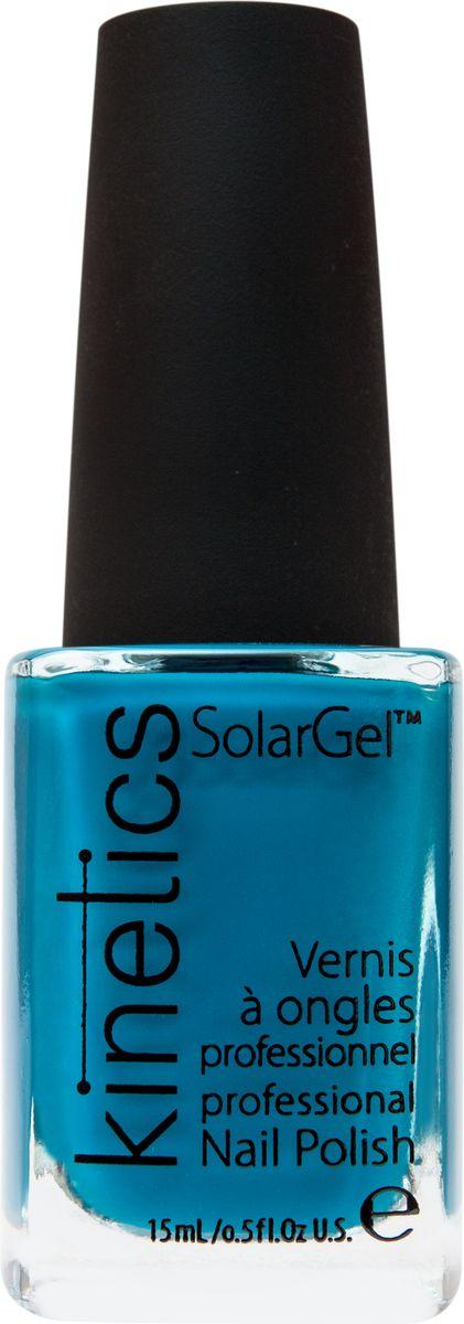 Kinetics Профессиональный лак SolarGel Polish, 15 мл, тон 338KNP338Новое поколение профессиональных гелевых лаков для ногтей, которые наносятся как обычный лак, а выглядят как гель. Ультра модные и классические цвета, поражают своей стойкостью и разнообразием оттенков. Стойкость до 10 дней, не требует специальной сушки в UV/LED лампе. Рекомендуется использовать с верхним покрытием SolarGel Top Coat