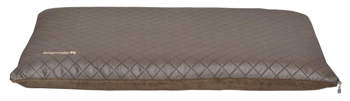 Матрас для животных Dogmoda Шоколад, 85 x 59 x 7 смDM-160299-2Мягкий и уютный лежак-матрас для собак со съемным чехлом на молнии, имеет элегантный вид .