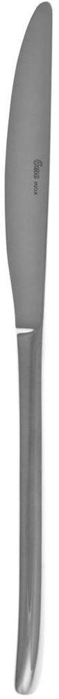 Нож десертный Sambonet VeniceРП-VC/10X50Итальянская компания «Sambonet» с 1856 года занимается производством посуды, столовых приборов и сервировки стола для европейских королевских представительств. Бренд «Sambonet» успешно продвигает свою продукцию на международном рынке, произведенным в традиционном классическом стиле, в духе современности, а также с «нотками» востока. Продукция бренда производится только из н стали высочайшего качества с последующим покрытием серебром по оригинальной запатентованной технологии компании, что делает продукцию невероятно гладкой и блестящей. Изделия марки «Sambonet» имеют идеальную обтекаемую форму, с минимальным количеством декора и дополнений, что делает ее практичной и удобной в использовании. Вилки, ложки, ножи, ведерки для льда, посуда для холодных и горячих напитков, вазы, чайники, соусники, предметы сервировки стола известного бренда «Sambonet , завоевавшие свою популярность в мире посуды, представлены в каталоге нашего интернет-магазина «ViPosuda». Зайдите к нам на страничку,...