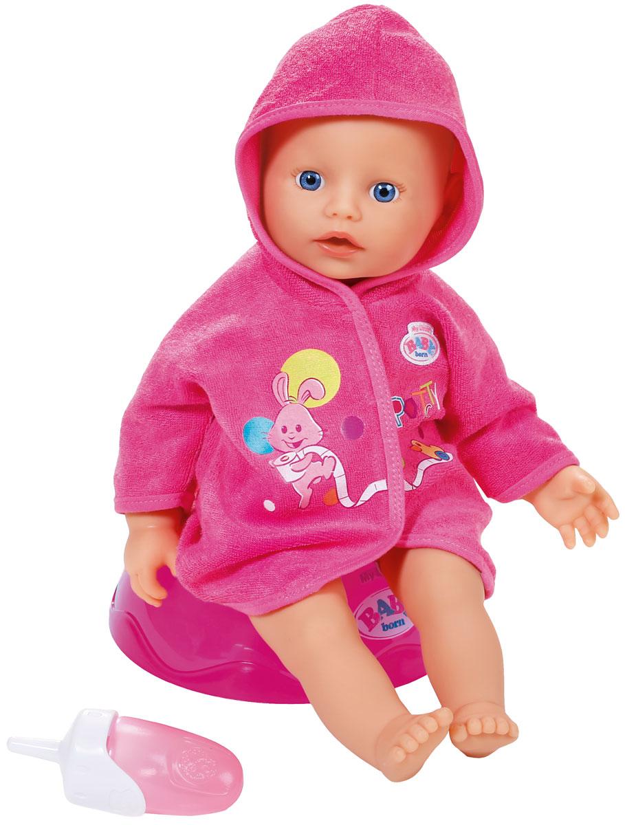 Zapf Игровой набор с куклой My Little Baby Born 32 см