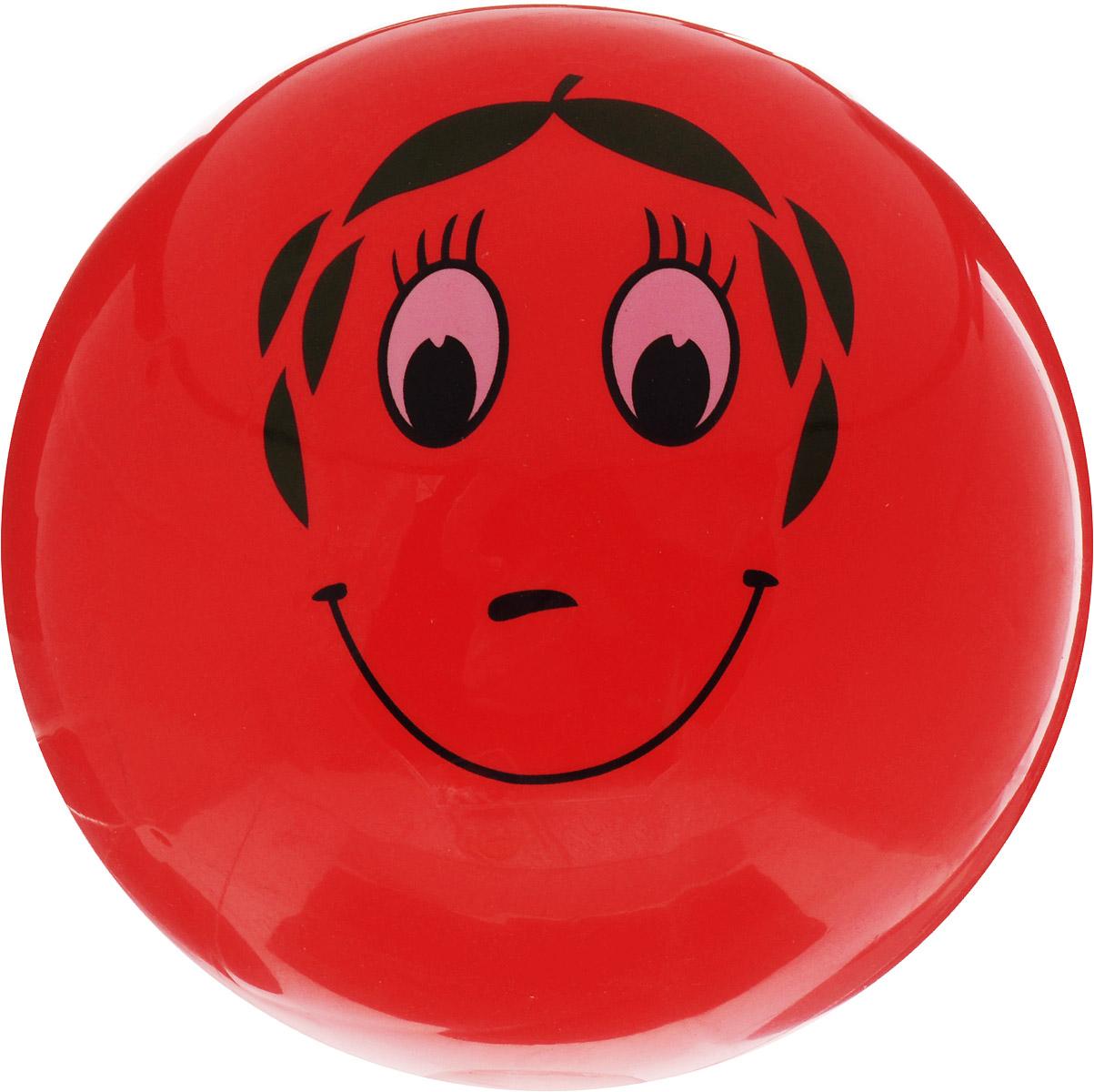 Junfa Toys Мяч детский цвет красный G09034_красный