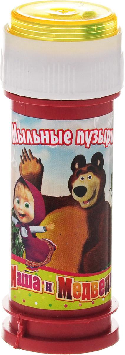 Маша и Медведь Мыльные пузыри 50 мл 1504-0440